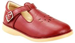 Girl's School Dress Classic Shoes T Strap Mary Jane Toddler