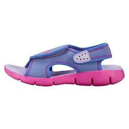 Nike Girl's Sunray Adjustable 4  Toddler Sandal