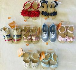 Gymboree Girls Toddler Dress Shoes Sandals Assorted Styles S
