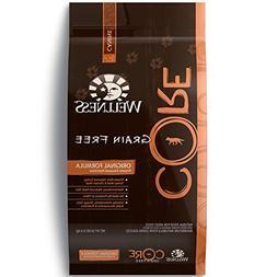 Wellness Core Natural Grain Free Dry Dog Food, Original Turk