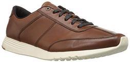 Cole Haan Men's Grand Crosscourt Runner Sneaker, British tan