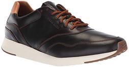 Cole Haan Men's Grandpro Runner Sneaker, Hickory/Golden Oak,
