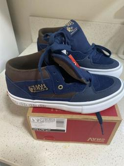 Vans Half CAB PRO Independent Dress Blues Men's Shoes Size 7