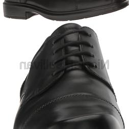 ECCO Men's Helsinki Cap Toe Oxford, Black, 47 EU/13-13.5 M U