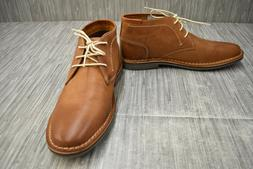 Steve Madden Hestonn Leather Chukka Boots