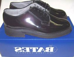 Bates Hi-Gloss Leather Upper Leather Sole Made in USA sizes