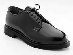 High Gloss Military Uniform Oxford Dress Shoes USN Army USMC