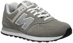 New Balance Men's Iconic 574 Sneaker, Grey, 9.5 D US