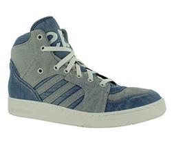 adidas is Instinct Hi Denim Men's Shoes Size 11.5