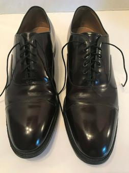 Johnston and Murphy Mens Lace Up Dress Shoes Size 12