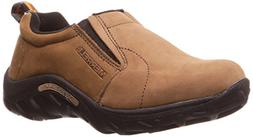 Merrell Jungle Moc Nubuck ,Brown,3 M US Little Kid