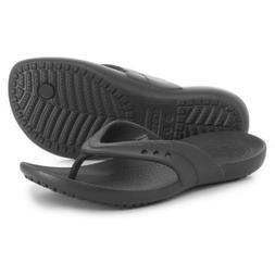 crocs Women's Kadee Flip Flop,Burst,8 M US