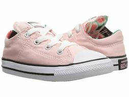 Converse Kids Chuck Taylor All Star Madison Ox Vapor Pink Wh