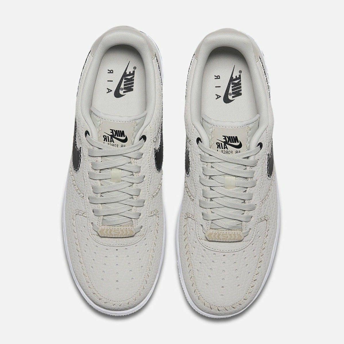Nike Air '07 Light Black White Size 14 TOP