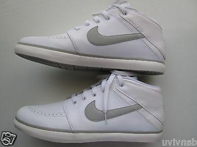 NIKE Grain Leather Sneakers Men' Shoes