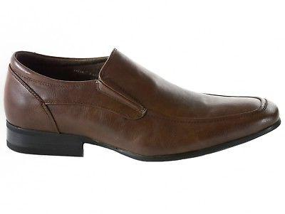 AlpineSwiss Lucerne Mens Shoes Leather