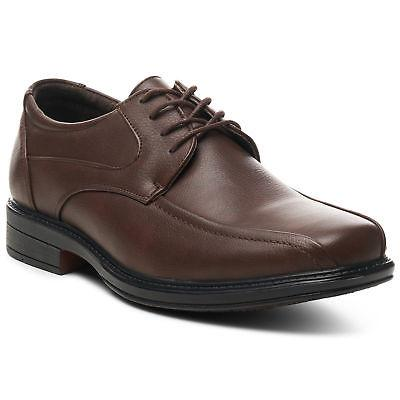 AlpineSwiss Shoes Lace Lined Stitch