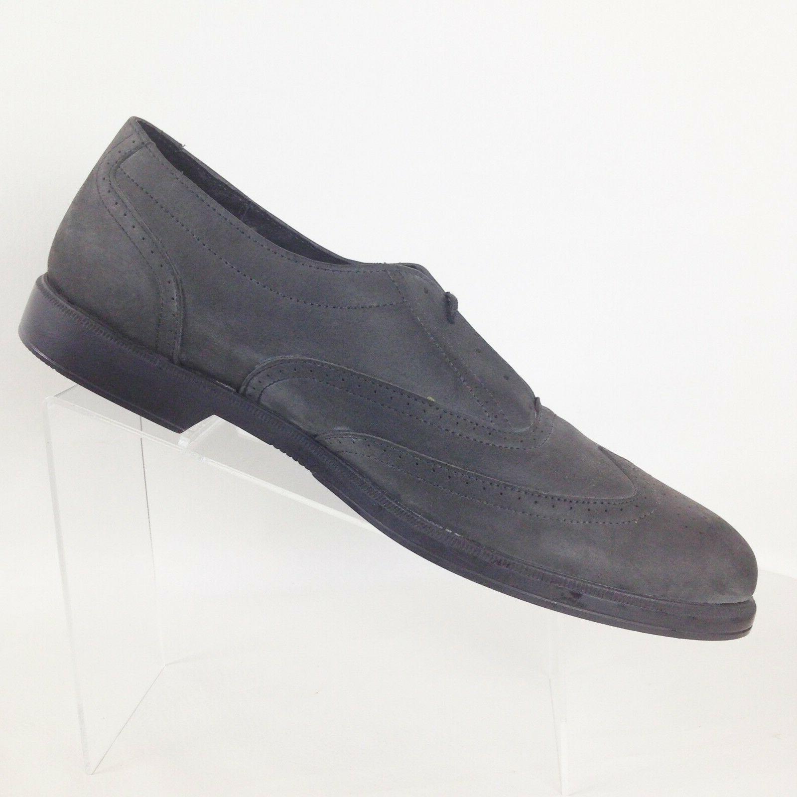 New Men's Shoes 16 B Narrow Wingtip