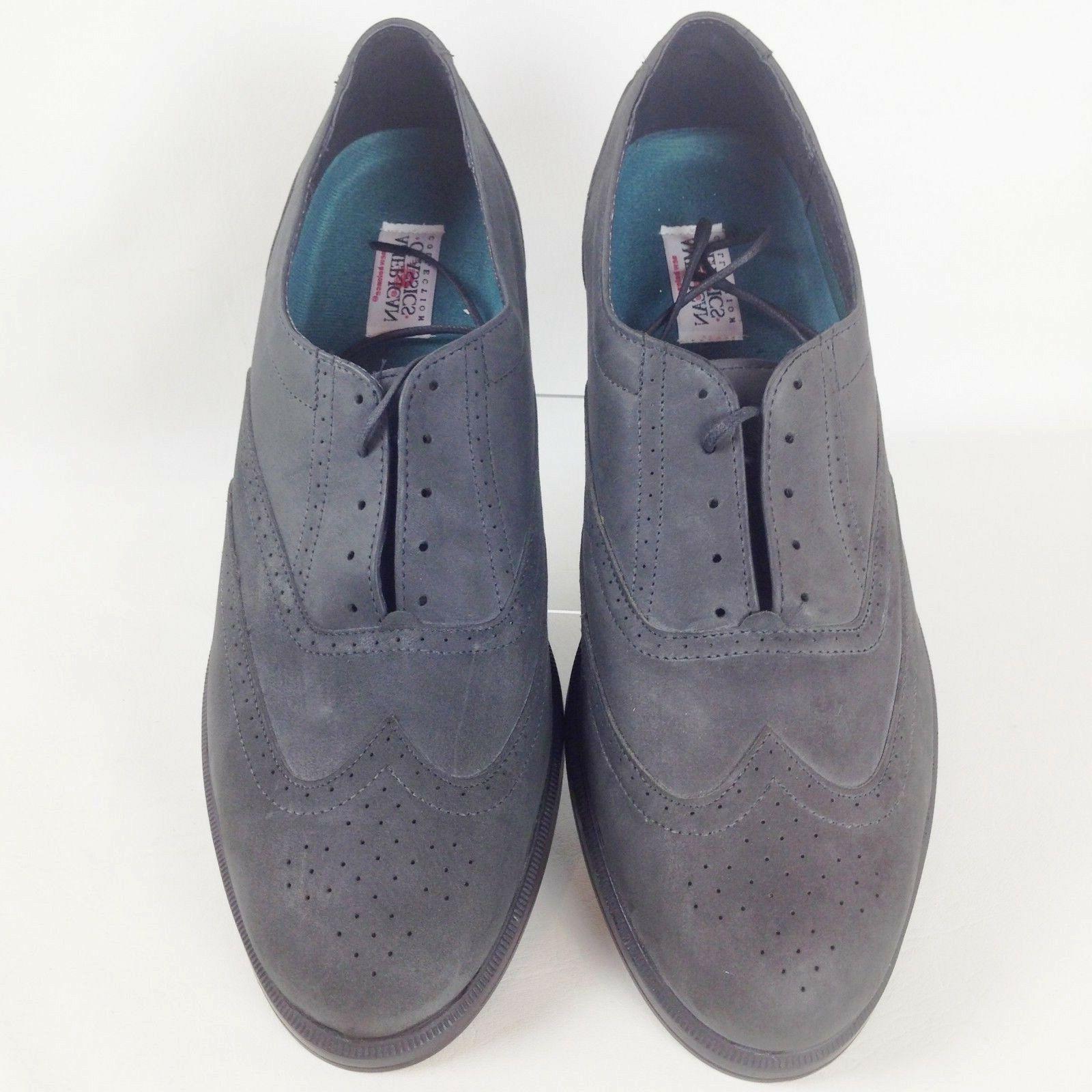 New Balance Men's Dress Shoes B Wingtip