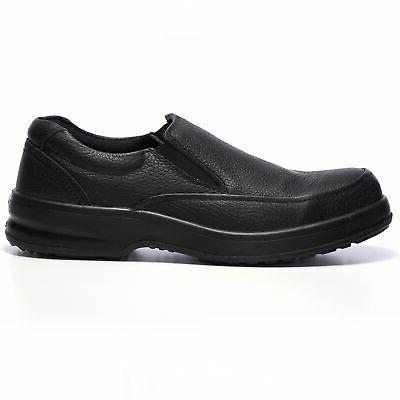 Alpine Swiss Work Shoes Slip Resistant Real