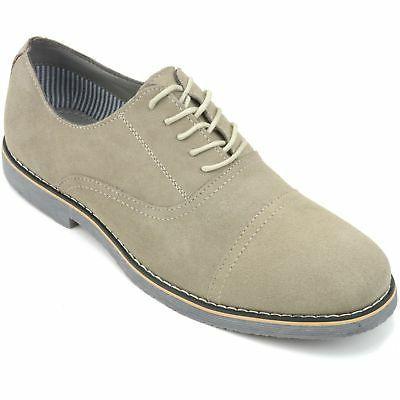 Lace Suede Dress Shoes