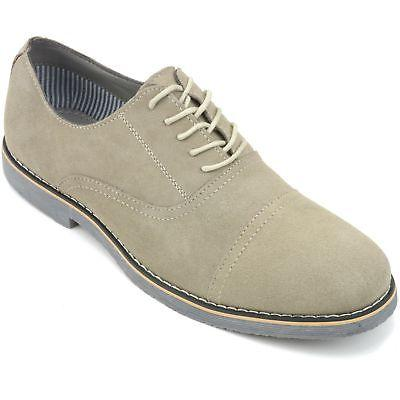 Lace Suede Dress Shoes