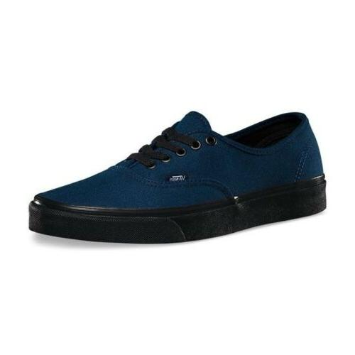 VANS Authentic  Dress Blues Skate Shoes MEN'S 7.5 WOMEN'S 9