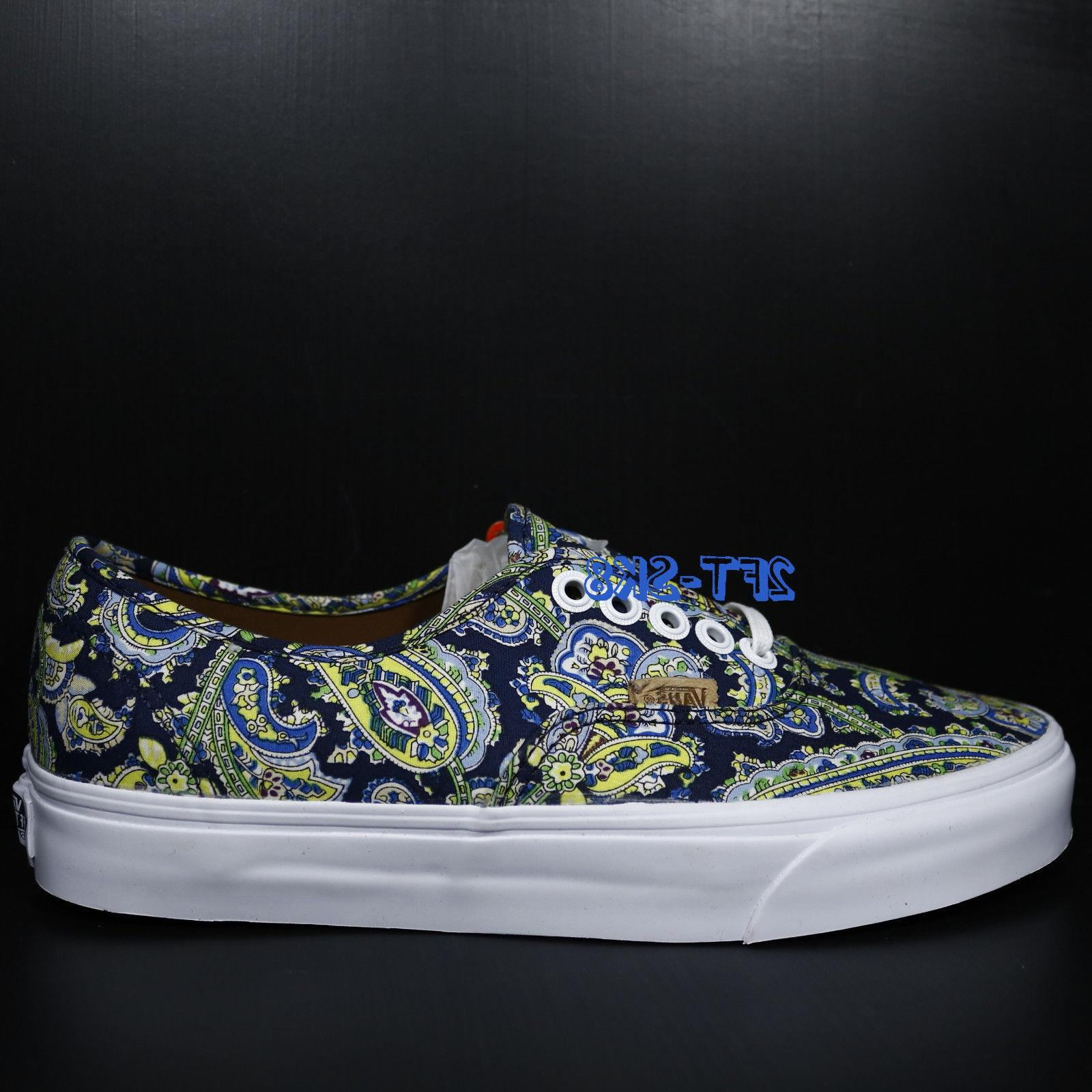 VANS AUTHENTIC BLUES SHOES /era S89117.17