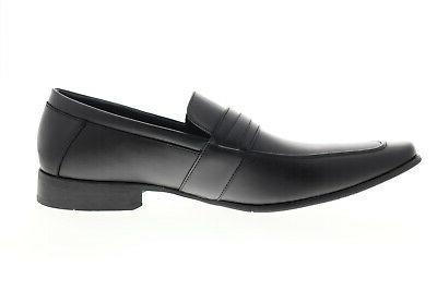 Calvin Bartley Mens Leather Dress Slip 15