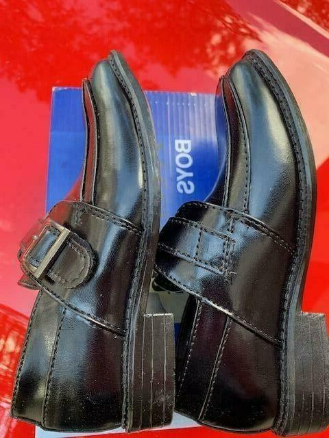 Freeman Black Shoes Never Worn Black Maddox 50027