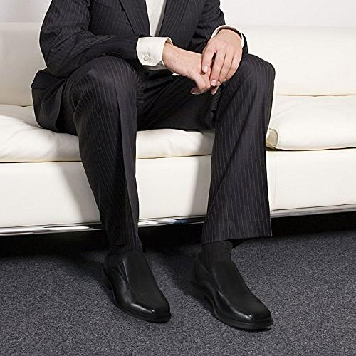 Men's Slip-On Classic Formal Dress Shoes 9.5
