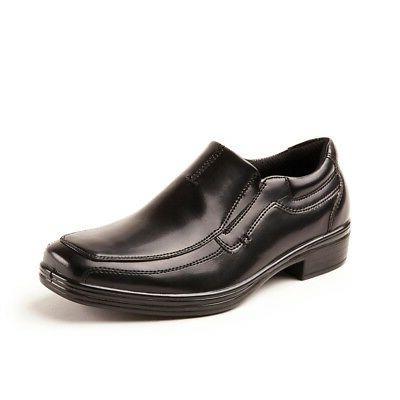 boys wise twin gore dress comfort slip