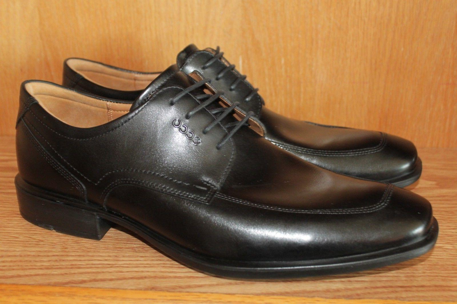 brand new cairo apron toe black leather