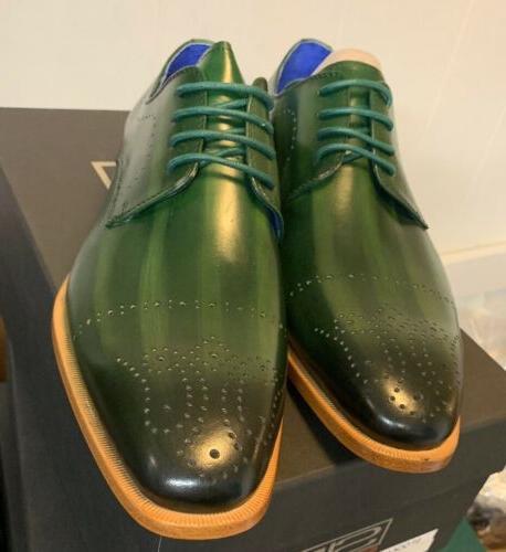 BRAND NEW Land Leather -ALPINE GREEN