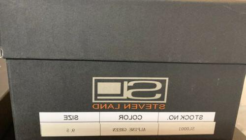 BRAND NEW Leather SL0001 -ALPINE GREEN