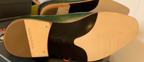 Leather SL0001 -ALPINE GREEN SZ-9.5