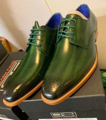 brand new leather dress shoes sl0001 alpine