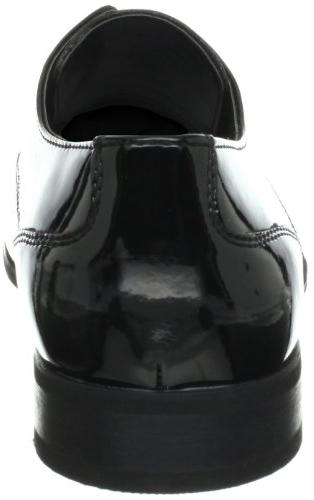 Calvin Oxford,Black Patent,9 M