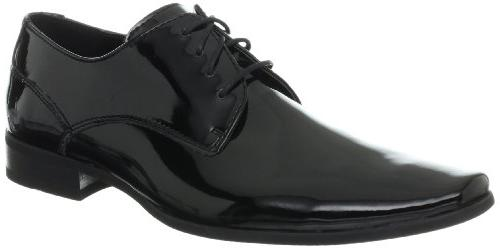 Calvin Klein Men's Brodie Oxford,Black