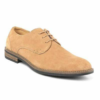 BRUNO Suede Casual Lace up Shoes US