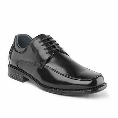 bruno marc mens faux leather lined formal