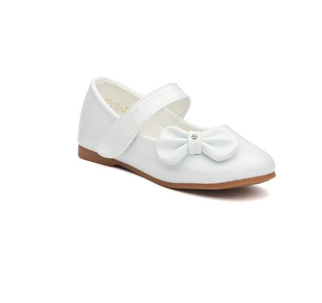 by toetos toddler girls size 5 white
