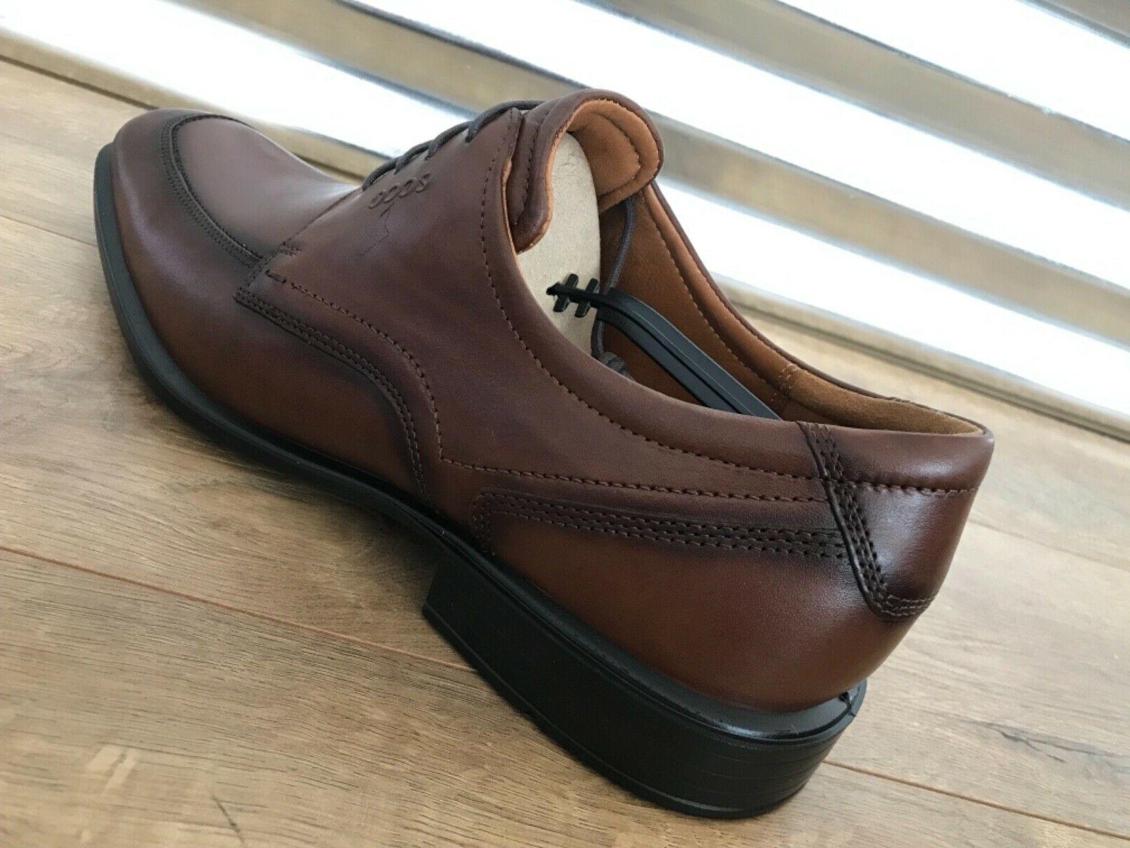 ECCO Apron Leather Shoes