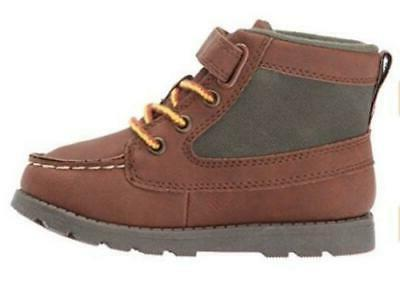 Carter's Bradford Brown Hiking Casual Dress Shoes NEW