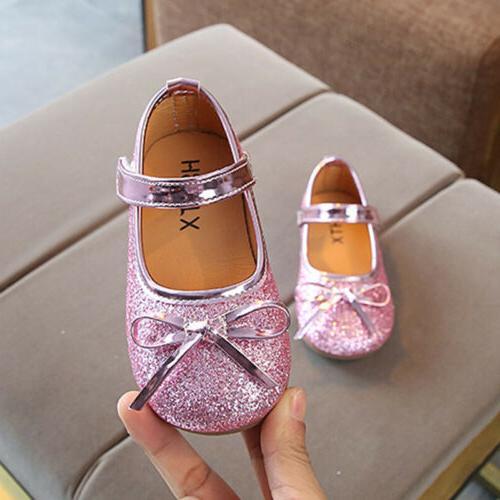 Girls Kids Dress Flats