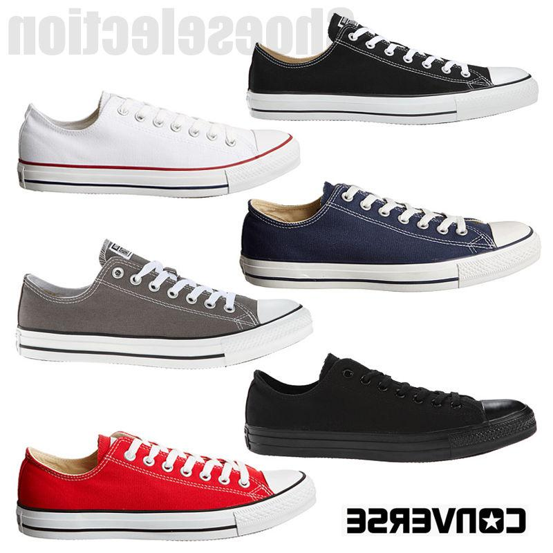 chuck taylor all star low top unisex
