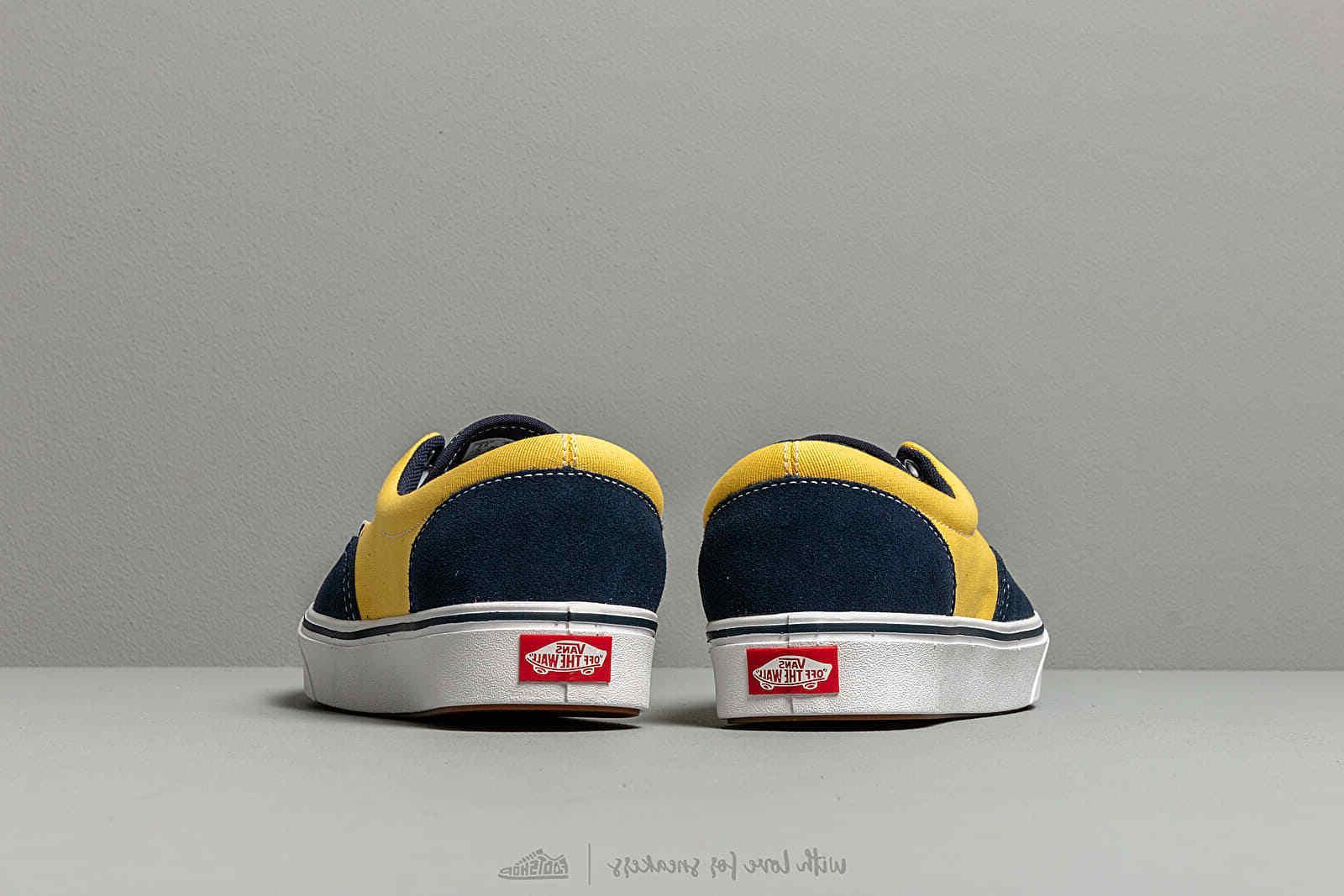 Vans Comfycush Dress Blue Classic Skate Shoes