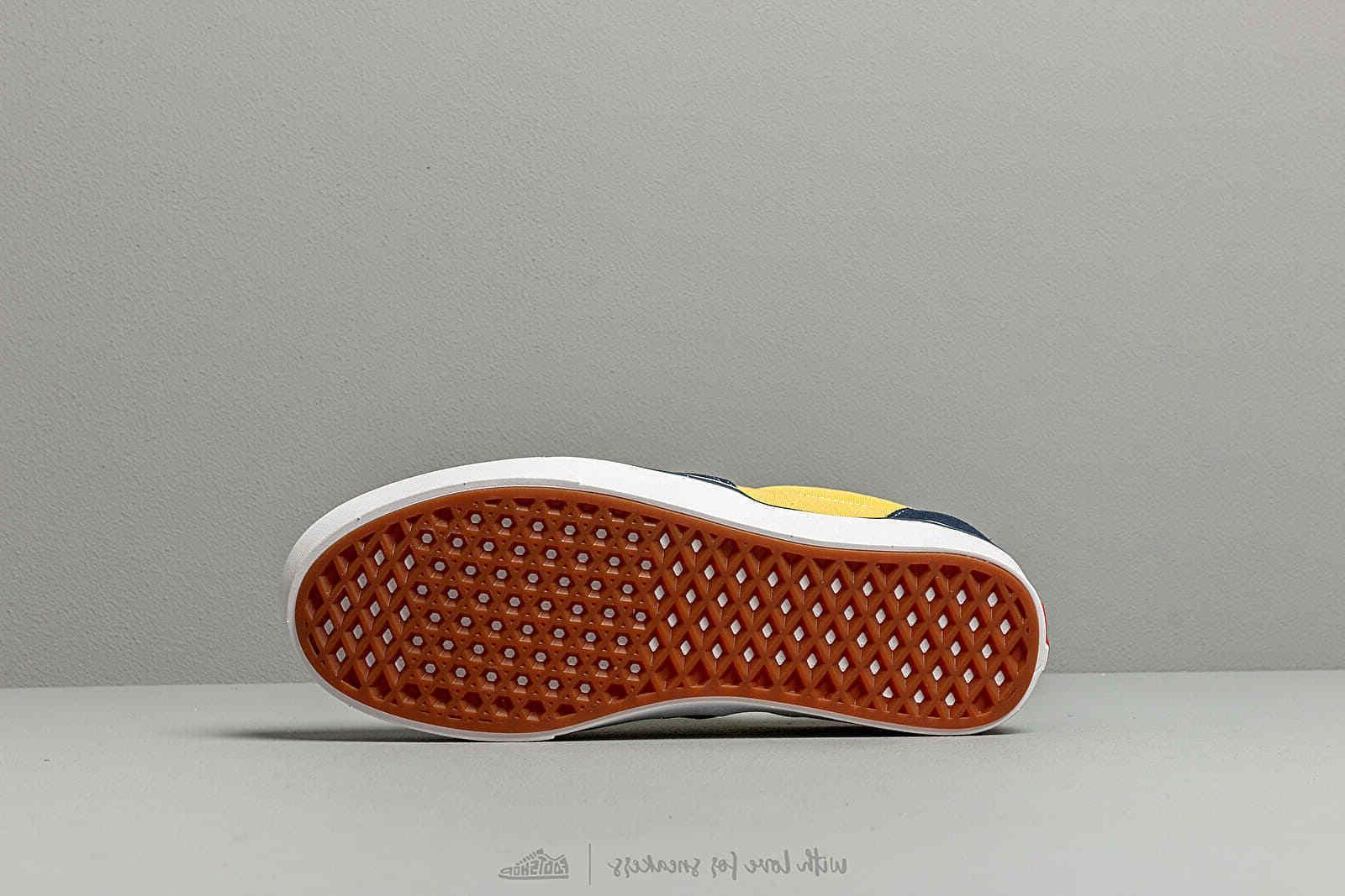 Vans Comfycush Suede/Canvas Dress Skate Shoes Size