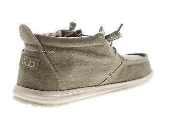 Hey Conrad 111651600 Mens Casual Up Boat Shoes