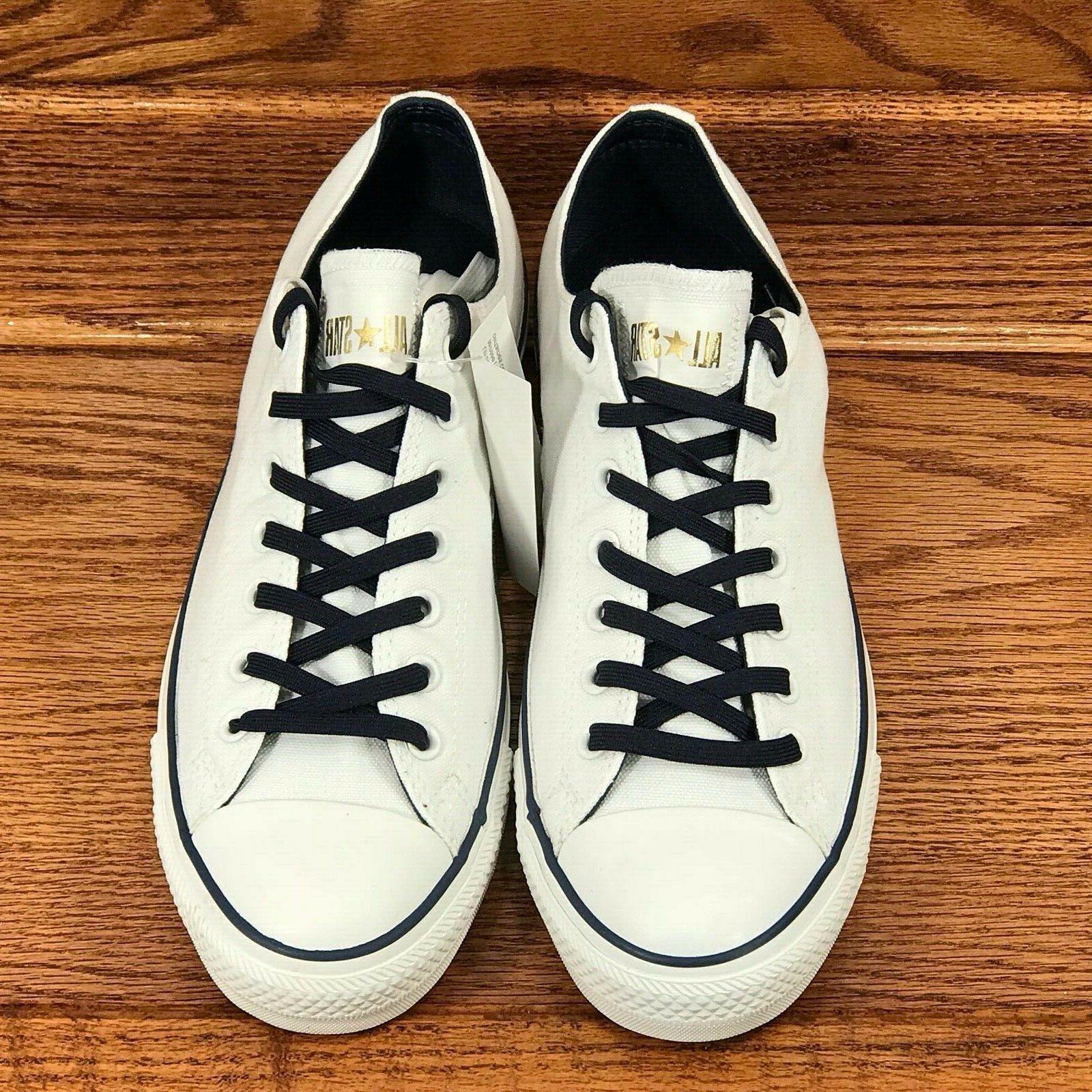 Converse OX White Dress Shoes Men 11 13
